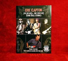Eric Clapton Ernie Ball Poster<<>>L@@K