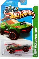 2013 Hot Wheels #51 HW Imagination HW Street Pests Sting Rod II Treasure Hunt