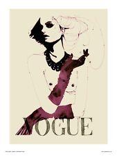Vogue Poster Art Print  - (OTW 0059)