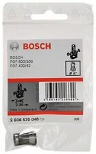 "Bosch 1/4"" Collet Chuck for Router POF 500 A 2608570048 FREE FIRST CLASS DELIVER"