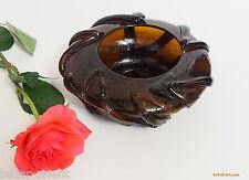 mundgeblasenes Glas schale Glasvase Herat  Afghanistan Hand-blown glassware Nr13