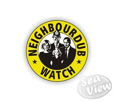 Volkswagen Neighbourdub Watch Car Van Sticker Decal Funny Stickers JDM Euro VW
