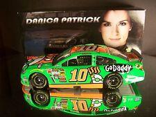 Rare Danica Patrick #10 Godaddy.com Peeker 2014 Chevrolet SS 1 of 589 1:24