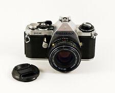 Pentax ME avec SMC Pentax-M 1.7 50 mm
