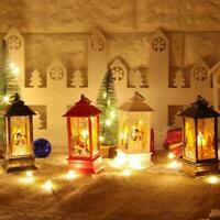 Lantern Candlestick Candle Holder Tea Light Christmas Wedding Home LED Deco Top