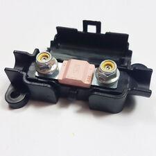 10 x 125 Amp Midi Fusibile Rosa + MIDI/striscia di collegamento scatola portafusibili AUTO 125 A