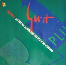 Get It 2 - Die besten Songs aus der RTL-Plus Werbung (Vinyl-LP Germany 1991)