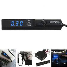 LED Digital Rojo/f pantalla Auto Turbo Timer Relay Controlador Coche Universal