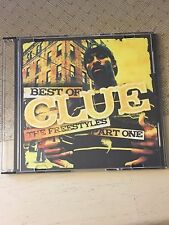 DJ CLUE Best of the Freestyles Part 1 Classic NYC Mixtape CD Hip Hop Mix