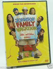 Johnson Familia Vacation DVD Región 2 Nuevo Sellado
