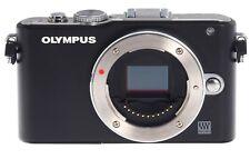 Olympus Pen Lite E-PL3 12.3MP Mirrorless Micro 4/3 Digital Camera