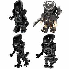 Custom Mini Figure Predator Alien vs Predator Hero Avp Lego Minifigures Blocks