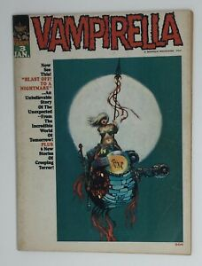 1969 Vampirella #3 * 1st appearance of Cousin Evily!