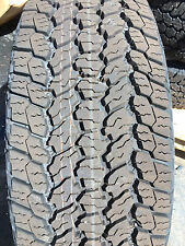 255/65/17 GOODYEAR WRANGLER AT KEVLAR TIRES 2556517- NEW TAKE-OFF TIRE SET OF 4