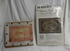 House of Miniatures Tidewater Collection of Oriental Rug Kit~No.42207 Hamadan