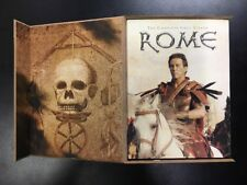 Rome - The Complete First Season (DVD, 2006, 6-Disc Set) WOODEN BOX EDITION