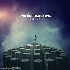 Imagine Dragons - Night Visions - CD NEW & SEALED It's Time, Radioactive, Demons