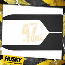 For 73-19 Hummer GMC Chevrolet Nissan Ram Toyota Buick Ford Jeep Mud Flap Black