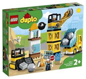 LEGO Duplo: Wrecking Ball Demolition (10932) Building Kit 56 Pcs