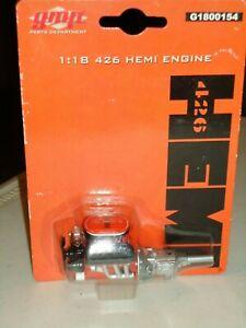1/18 GMP 426 HEMI ENGINE CARDED
