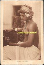 AK - LEHNERT & LANDROCK - Nr. 128: Fillette bédouine - HAREM - Maghreb -Tunesien