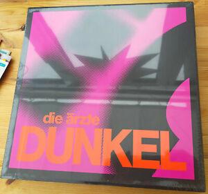 """DIE ÄRZTE """"Dunkel"""" 2LP purple Vinyl Box versiegelt"""