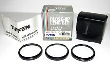 Pre-owned But Never Used Tiffen 49mm Close-Up Lens Set