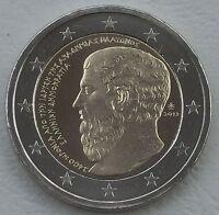 2 Euro Griechenland 2013 Platonische Akademie unz