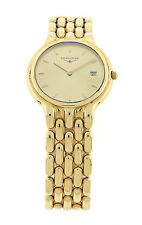Longines Panther Style Ladies Watch 18KT Gold Great Condition MSRP $9,500.00