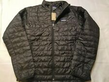 Patagonia Men's Nano Puff Jacket Black S M L XL New with Tags