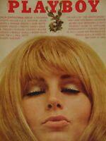 Playboy December 1969 | Gloria Root   #1306+