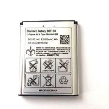 Akku für BST-33 Sony Ericsson Aino C702 C901 C903 K530 K550 K800 K810 W595