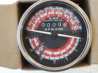 Massey Ferguson MF Tachometer 155, 158, 165,168,185,18 8 CW 1860065M91,3381905M1
