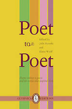 Poet to Poet: Poems Written to Poets and the Stories That Inspired Them by...