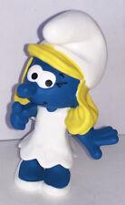 NEW Smurfette Smurf Figurine 20813 Plastic Miniature Figure 2019 SMURFS SET