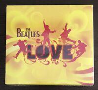 The Beatles Love Rare Audiophile 5.1 Surround Sound DVD Audio Brand New Sealed!