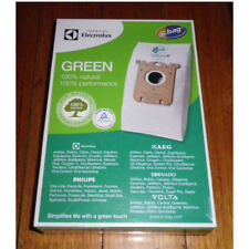 Electrolux Genuine Green Long Performance S-Bag Vacuum Bags. - Part # E212B