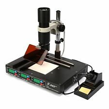 T862++ BGA INFRARED infrarot REWORK STATION IRDA WELDER XBOX SMT SMD lötstation!