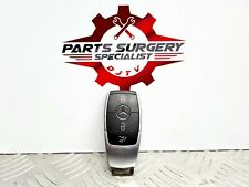MERCEDES C E CLASS C205 W205 W213 3 BUTTON SMART KEY FOB REMOTE CONTROL