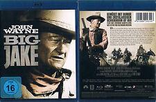Big Jake --- Blu-ray --- western classique --- John wayne --- uncut ---