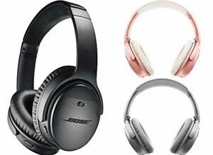 BOSE QUIETCOMFORT 35 II Wireless On-Ear Headphones Noise Cancelling QC35 II