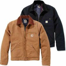 Carhartt Bomber Coats & Jackets Cotton Outer Shell for Men