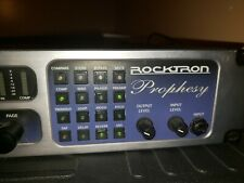 Used Rocktron Prophesy guitar effects processor