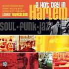A HOT DAY IN HARLEM Various Artists NEW & SEALED SOUL FUNK JAZZ CD (OUTTA SIGHT)