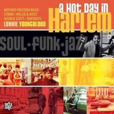 A HOT DAY IN HARLEM  NEW & SEALED SOUL FUNK JAZZ CD (OUTTA SIGHT) Northern Soul
