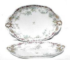 Antique Haviland Limoges, France Oval Serving Platters