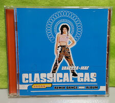 Vanessa Mae Classical Gas Japan Only Remix Dance Mini Album CD TOCP-8829