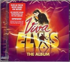 Elvis PRESLEY-Viva Elvis/THE ALBUM-Enhanced CD, incl bonus il metraggio video Nuovo