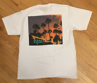 In N Out Burger Arizona Sunset Palm Tree T Shirt 2017 Sz. L