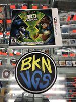 Ben 10: Omniverse (Nintendo 3DS, 2012)
